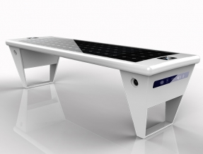 Photovoltaic Smart Chair Video (4)