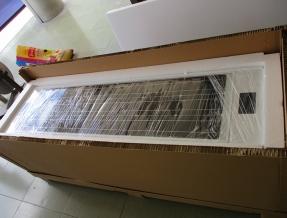 Solar chair packaging